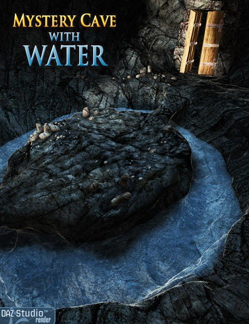 Mystery Cave with Water