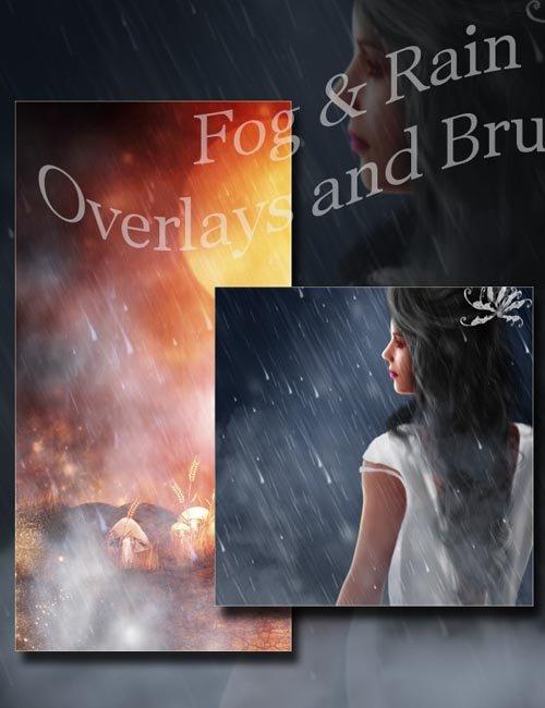 Atmospheric Overlays - Fog and Rain