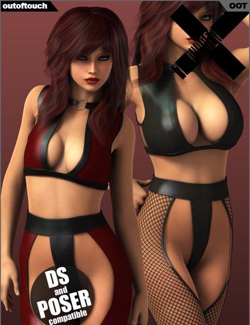 X19 Hunger for Genesis 2 Female(s)