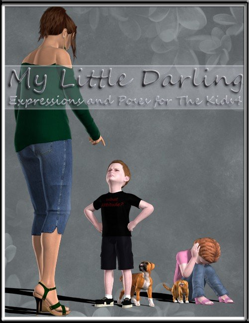 My Little Darling for Kids4