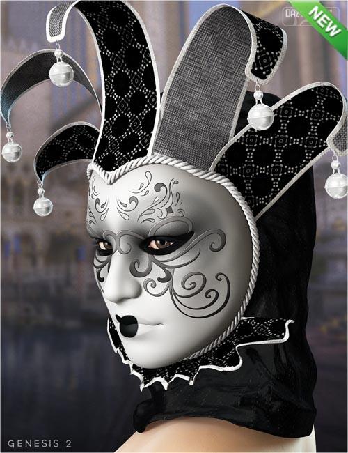 Carnivale for Venetian Mask