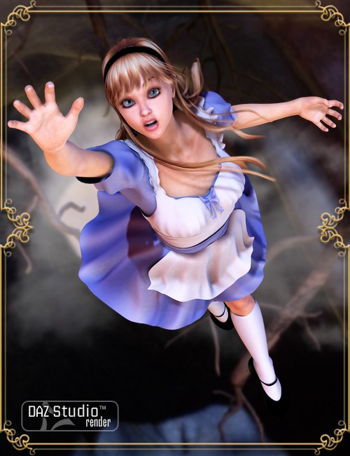 Wonderland Alice V4
