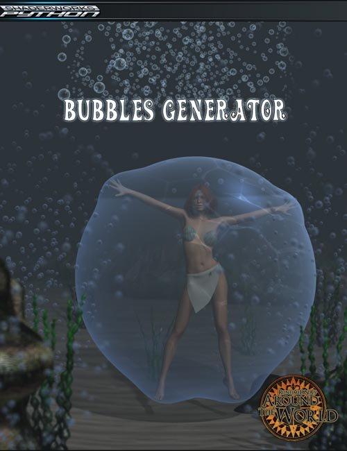 Bubbles Generator