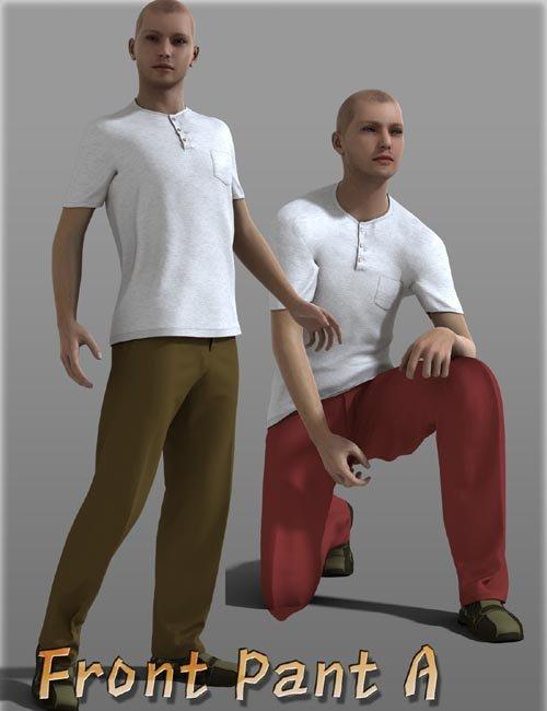 Front Pant A