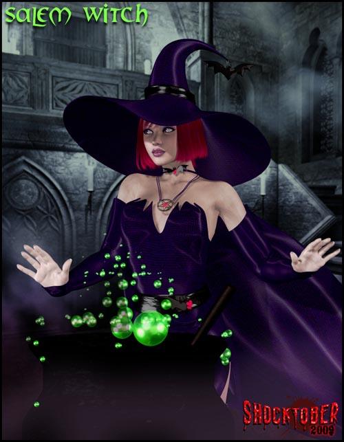 Salem Witch V4/A4/G4