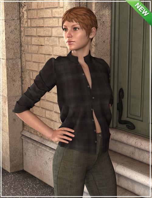 Casual Streetwear for Genesis 2 Female(s)