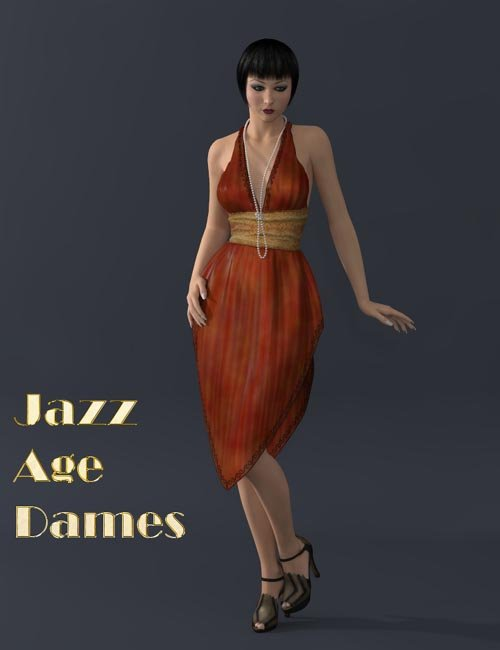 Jazz Age Dames