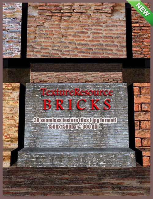Texture Resource - BRICKS