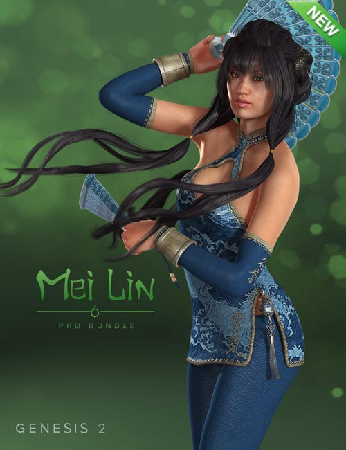 Mei Lin 6 Pro Bundle