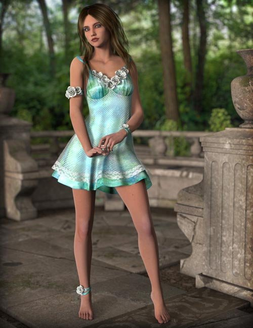 Summer Melody for Song of Summer Outfit