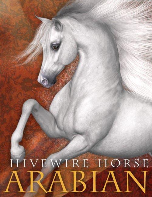 HiveWire Horse - Arabian