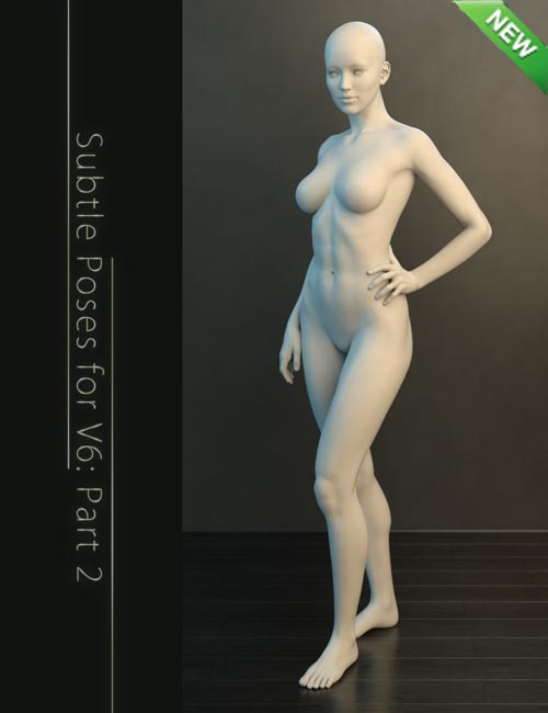 Subtle Poses for Victoria 6: Part 2