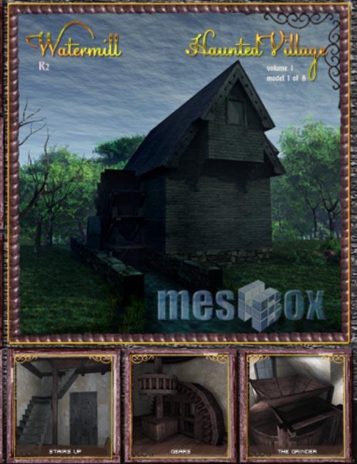 Haunted Village Volume 1 Complete Edition