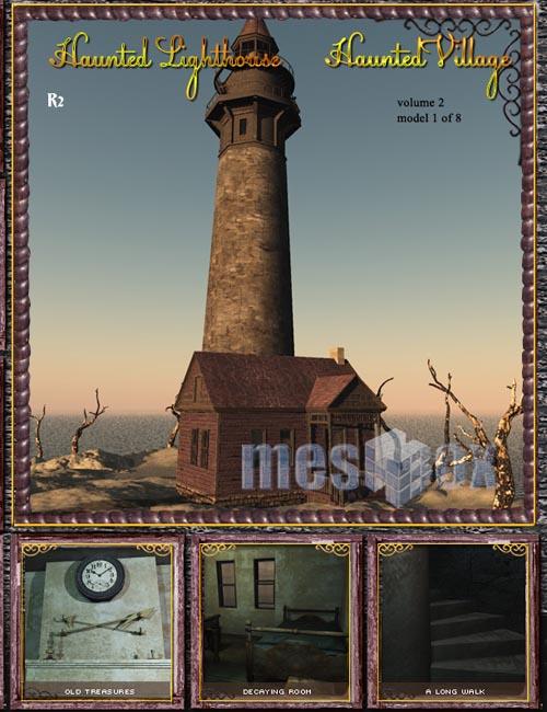 Haunted Village Volume 2 Complete Edition