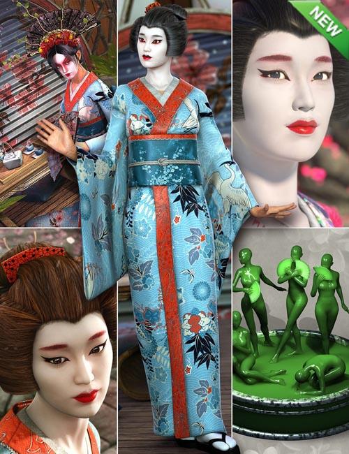 Mei Lin 6 Geisha Bundle
