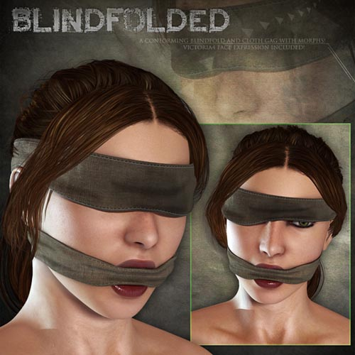 LilFlame's Blindfolded