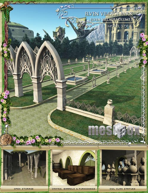 Elven Village Volume 3 R2