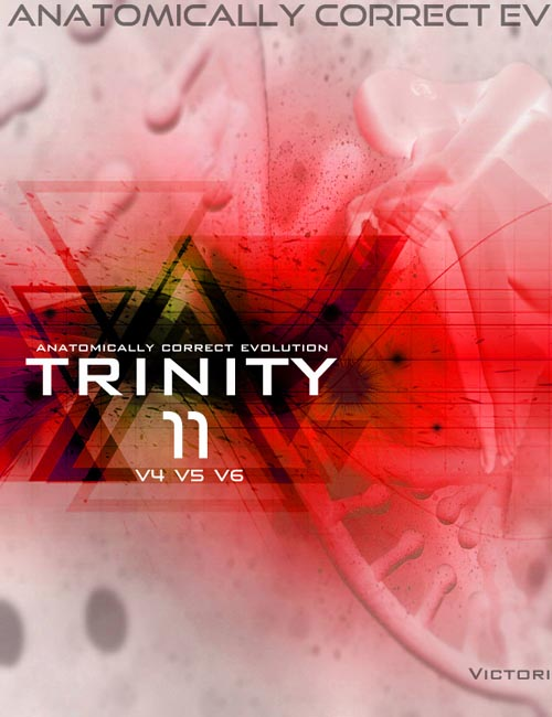 Anatomically Correct Evolution: TRINITY 11