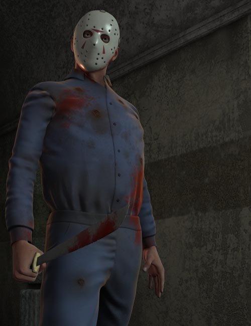 [UPDATE] Serial Killer for Genesis 2 Male(s)