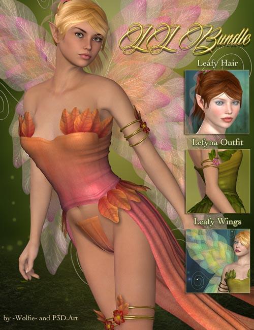 Leafy Lefyna Bundle