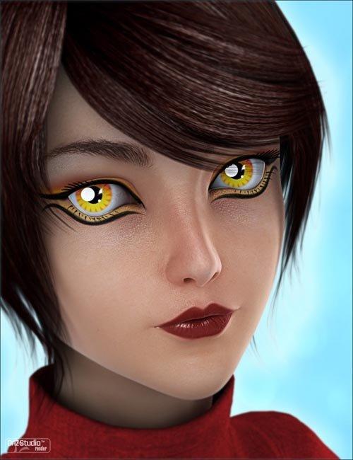 Awesome Anime Eyes