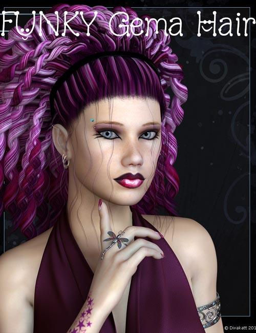 FUNKY for Gema Hair