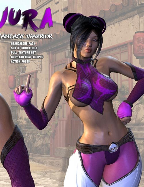 Jura - Fantasy Warrior