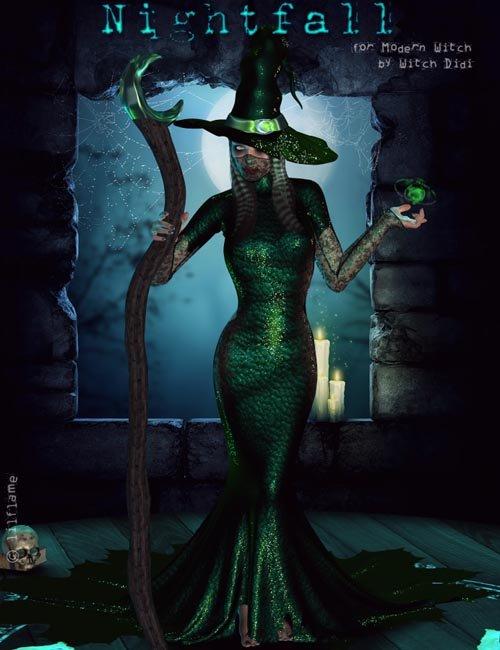 Nightfall-Modern Witch