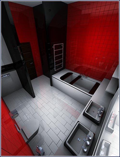 Chroft Apartment Bathroom