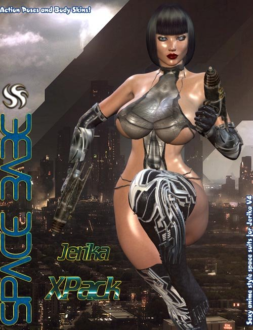 Space Babe XPack