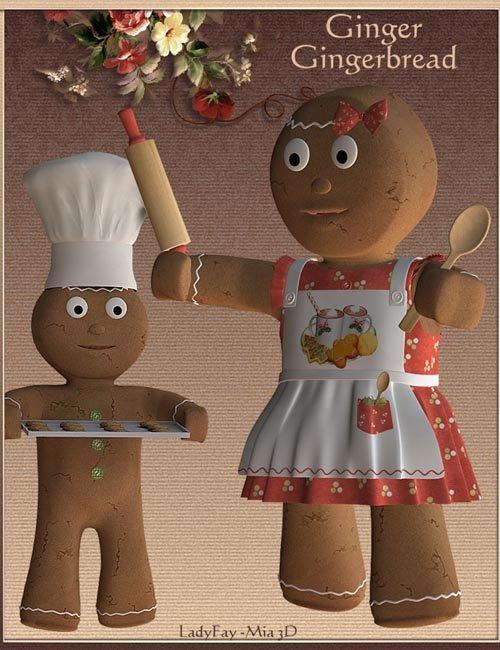 Ginger-Gingerbread