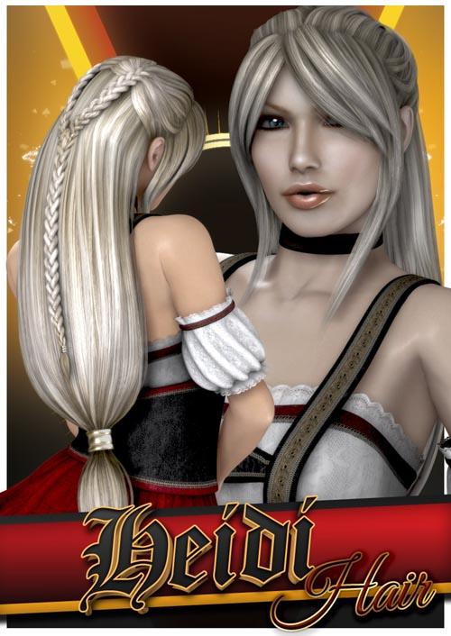 Heidi Hair for V4