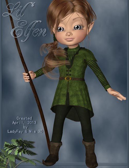 Kiki Lil' Elfen