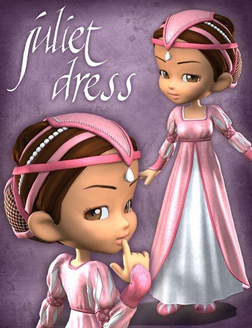 Juliet Dress for Cookie