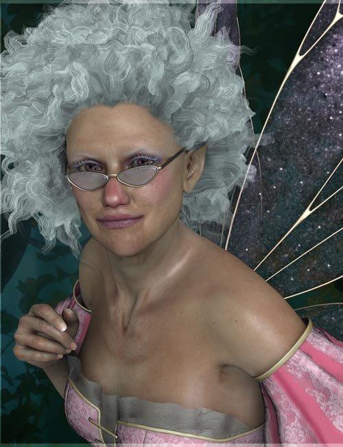 3DA Agatha: Fairy Godmother exp.