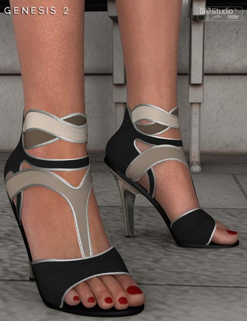 Emily Heels for Genesis 2 Female(s)