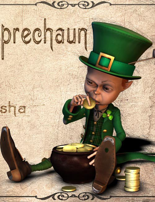 Leprechaun for Gosha