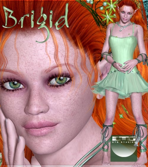 Brigid Is In The Store