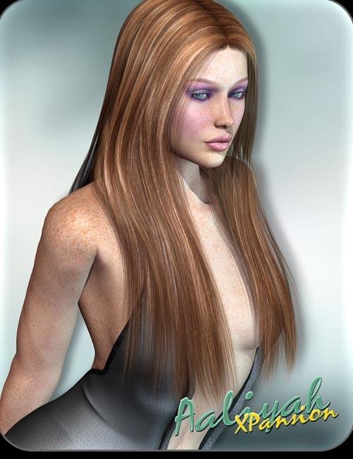 Aaliyah Hair XPansion