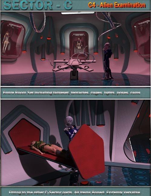 Ship Elements C4: Alien Examination