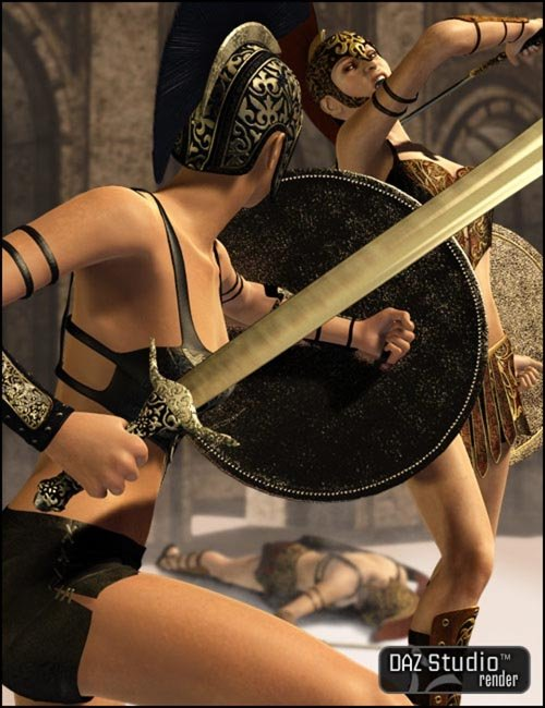 Centurion Poses