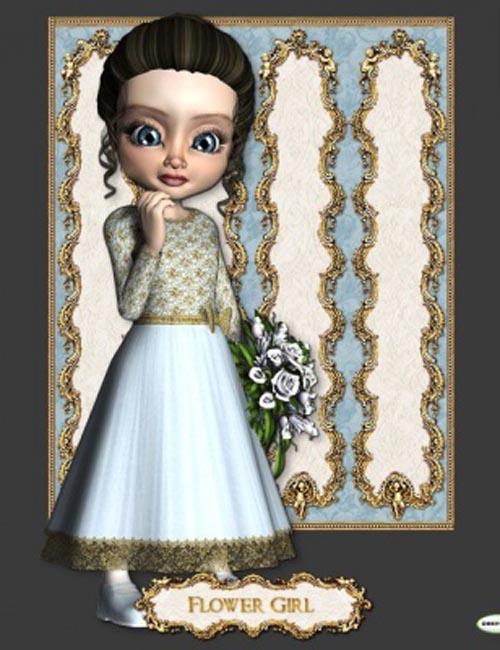 Flower Girl Dress for Kiki
