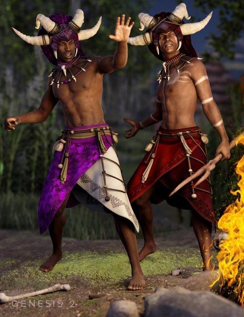 Nganga for Witch Doctor