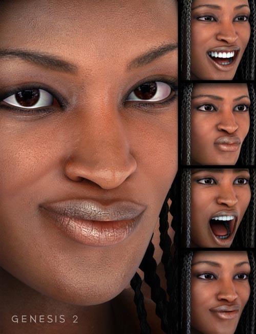 Live Emotions for Monique 6