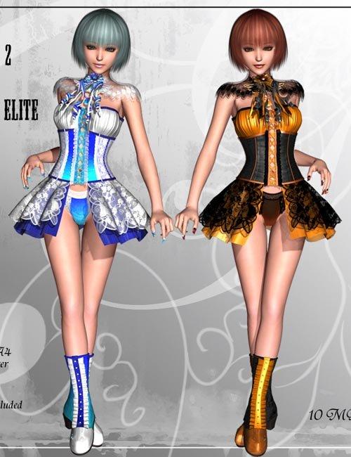 Petit Goth 2 V4/A4/Elite