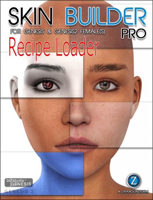 Recipe Loader for Skin Builder