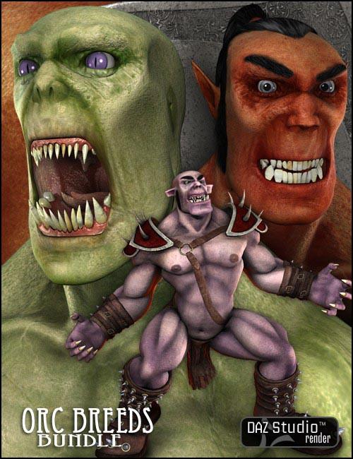 Orc Breeds Bundle