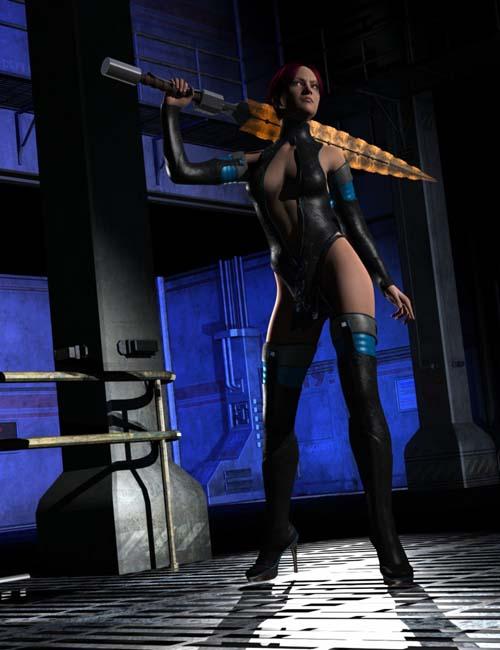 Sci-Fi Warrior Bundle