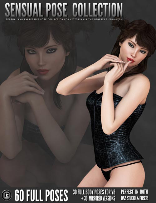 i13 Sensual Pose Collection