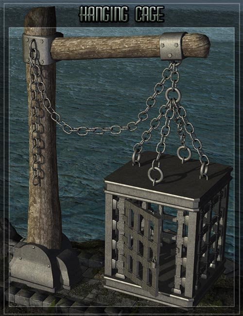 Hanging Cage